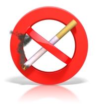 Stoppen met roken in een uur